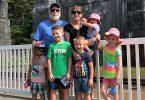 Dr. Bernie Durante and family