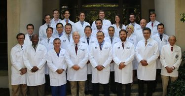 Otolaryngology-Head and Neck Surgery Annual Department Group Photo 2018